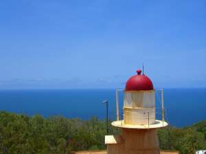 Alter Leuchtturm in Cooktown